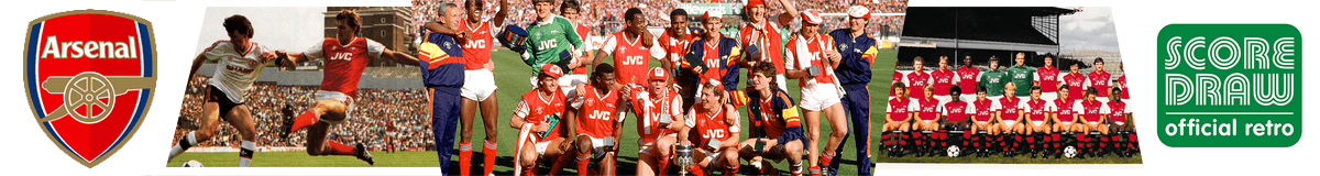Arsenal FC Retro Trikots