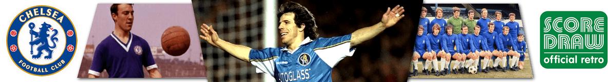 FC Chelsea Retro Trikots