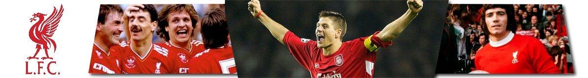 FC Liverpool Retro Trikots