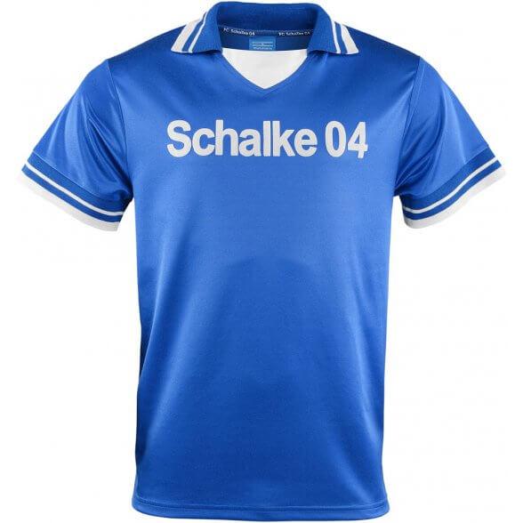 FC Schalke 04 1977/78 Retro Trikot