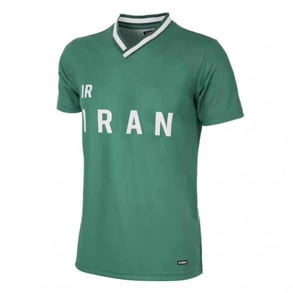 Iran 1990 retro Trikot
