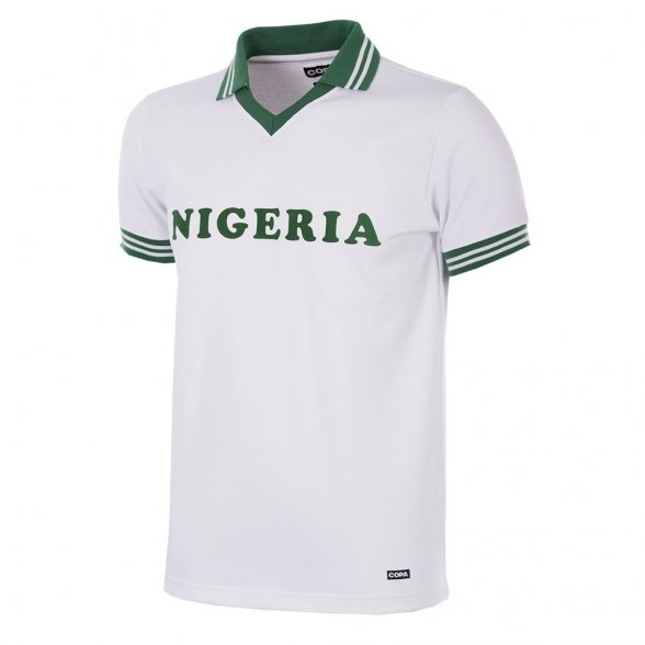 Nigeria 1988 retroTrikot