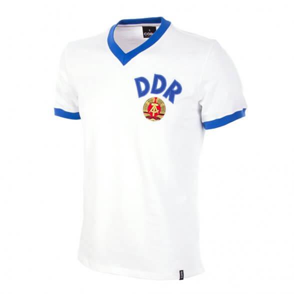 DDR Trikot WM 1974 Auswärts