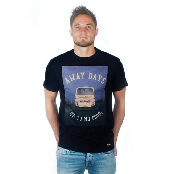 Up To No Good T-Shirt | Black