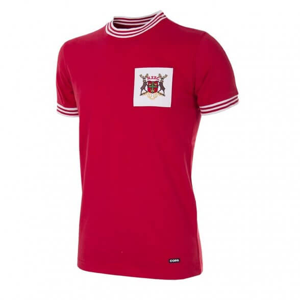 Nottingham Forest 1966/67 Trikot