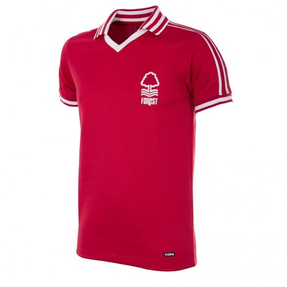Nottingham Forest 1976/77 Trikot