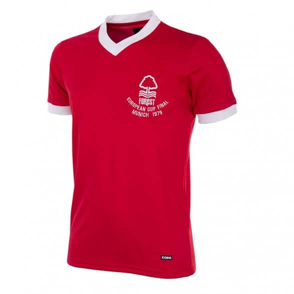 Nottingham Forest 1978/79 Trikot