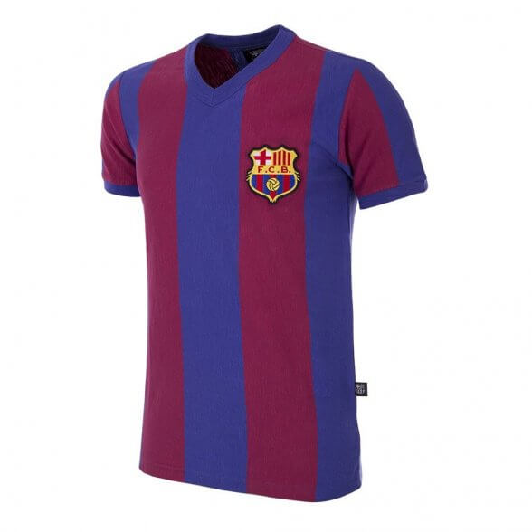 Barcelona Trikot 1955/56