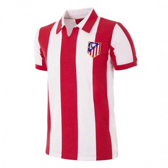Atletico Madrid 1970-71 retro trikot
