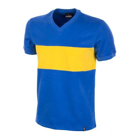 huge selection of bae91 7efca Boca Juniors Trikot 60er Jahre
