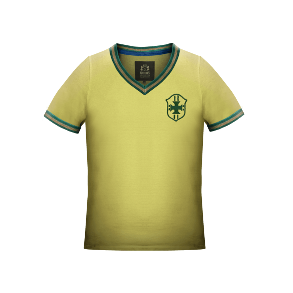 Brasilien   Verde   Amarela   Kind