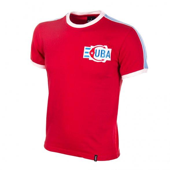 Kuba Trikot 80er Jahre