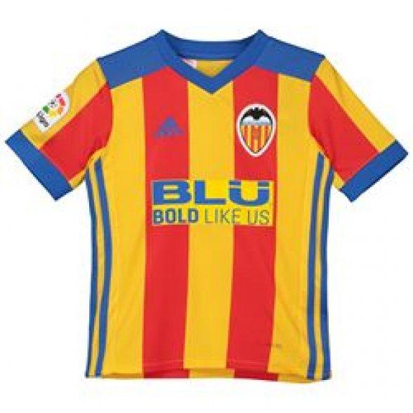 Valencia trikot 2017-2018 Auswärts | Kind