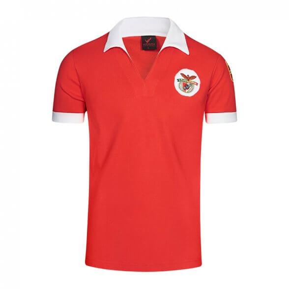 SL Benfica Retro Trikot 196061