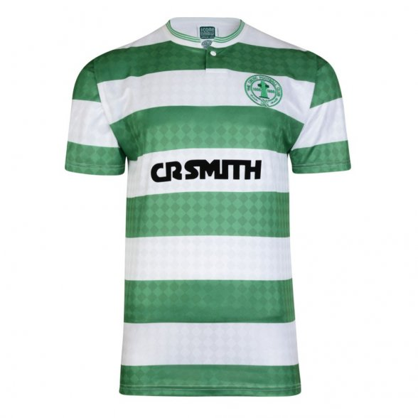 Celtic Glasgow 1988 Trikot