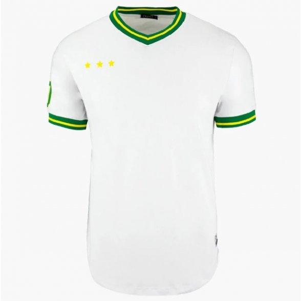 Cruyff 14 T-Shirt | Weiß / Gold