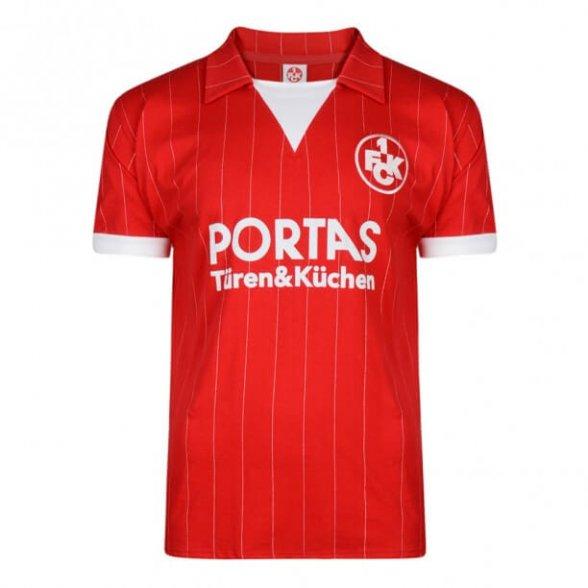 Kaiserslautern 1983/84 Trikot