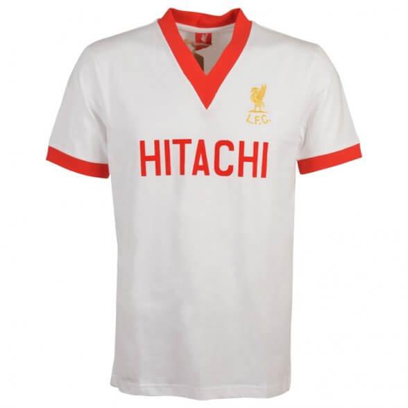 Liverpool Trikot 1977/78 | Away
