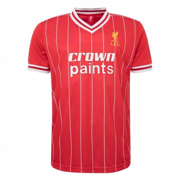 Liverpool Trikot 1982/83