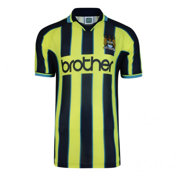 Manchester City 1999 Wembley Trikot