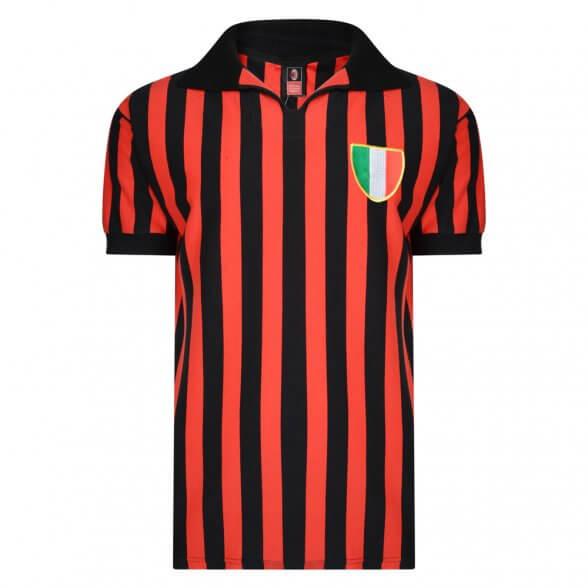 AC Milan 1962-63 Trikot