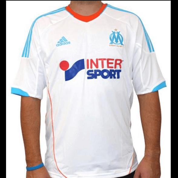 Olympique Marseille trikot 2012-2013