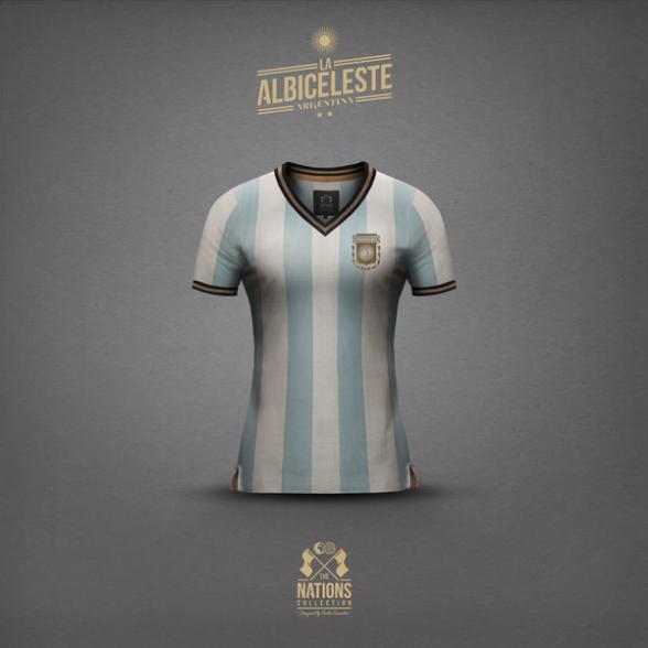 Argentinien | La Albiceste | Frau