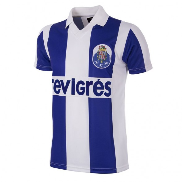 FC Porto Trikot 1986/87