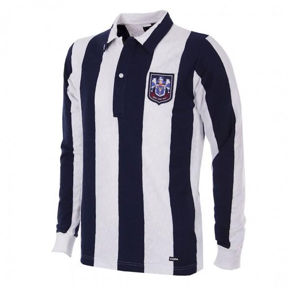 West Bromwich Albion 1953/54 Trikot