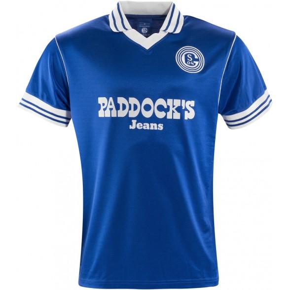 FC Schalke 04 1983/84 Retro Trikot