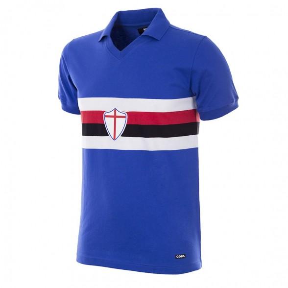 UC Sampdoria 1981/82 Trikot