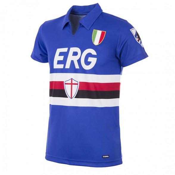 UC Sampdoria 1991/92 Trikot