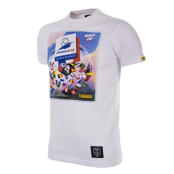 Panini Heritage Fifa World Cup 1998 T-shirt