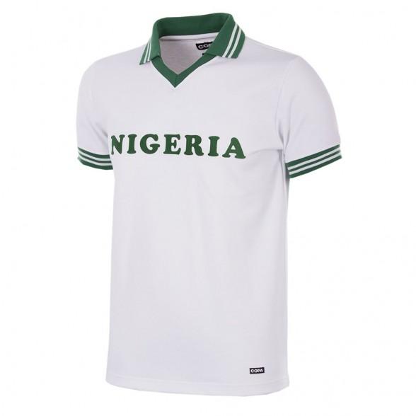 Nigeria 1988 retroTrikot
