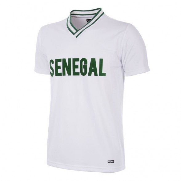 Senegal 2000 retro Trikot