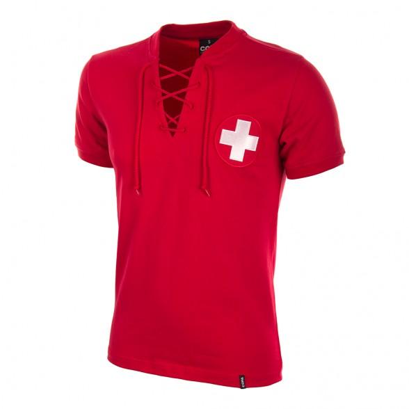 Schweiz retro Trikot WM 1954