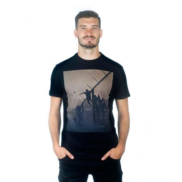 Hinchas T-Shirt | Black