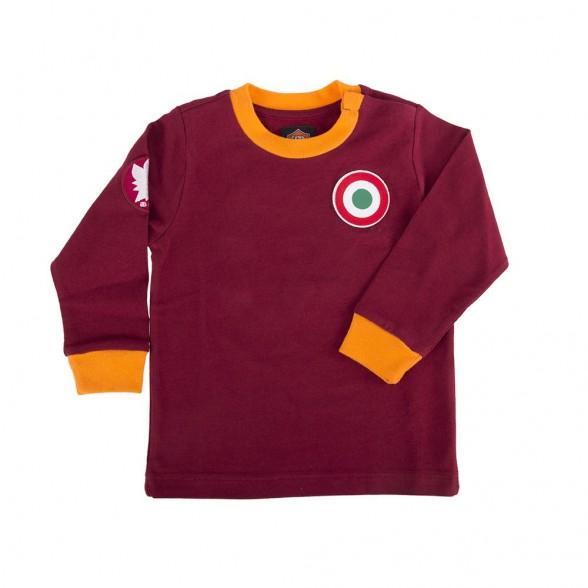 AS Roma Retro Trikot | Kind