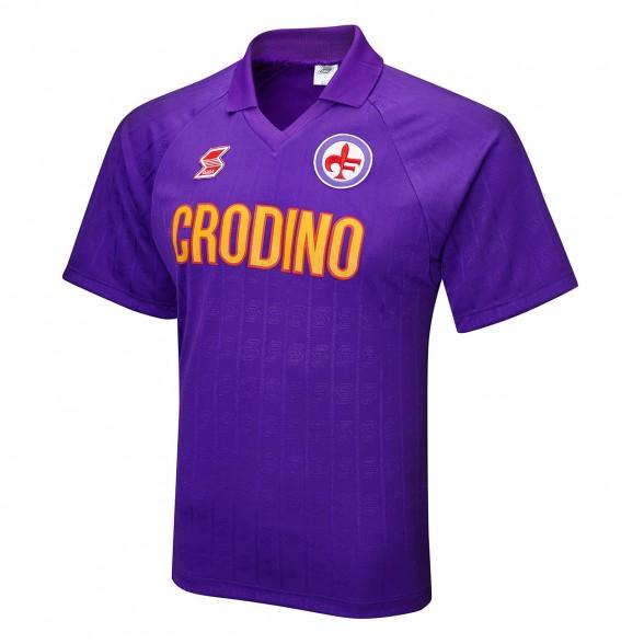 Fiorentina 1988/89 Retro Trikot