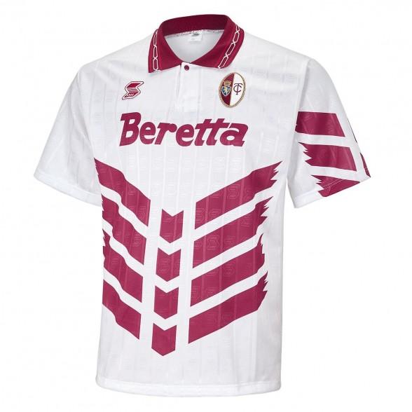 FC Torino 1992-93 Retro Trikot   Auswärts