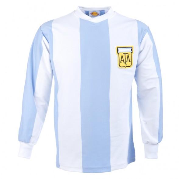 Argentinien 1978 Retro Trikot