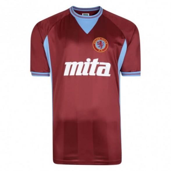 Aston Villa 1984-85 retro trikot