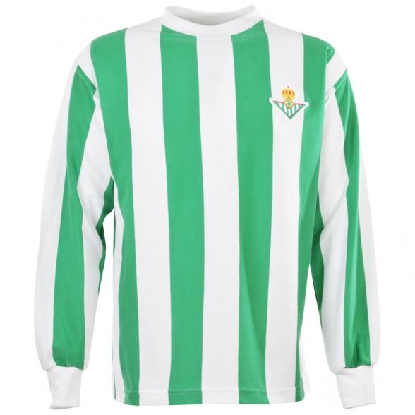 Real Betis 60er Jahre Retro Trikot