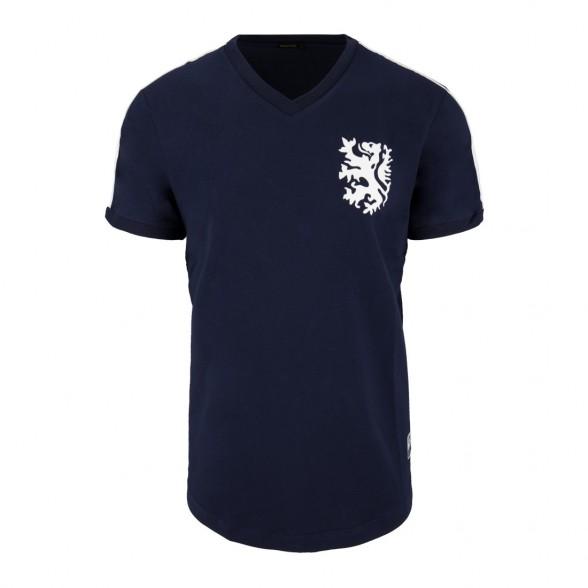 Holland 1974 T-Shirt | Blau