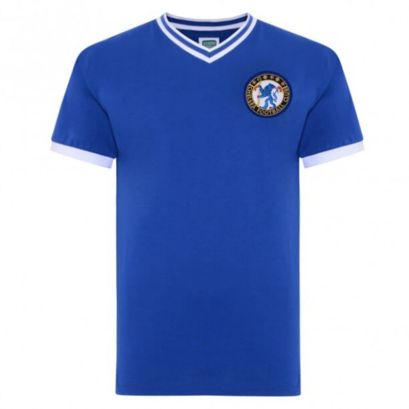 Chelsea 1960 retro trikot