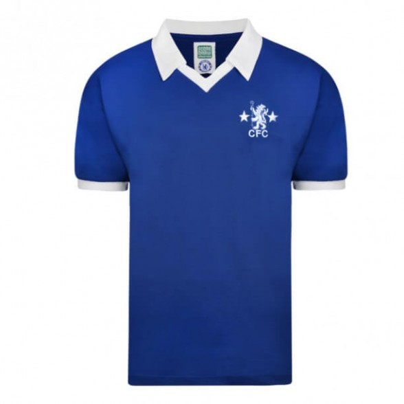 Chelsea 1978 retro trikot