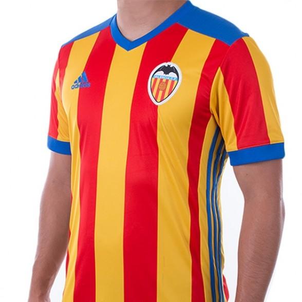 Valencia trikot 2017-2018 Auswärts