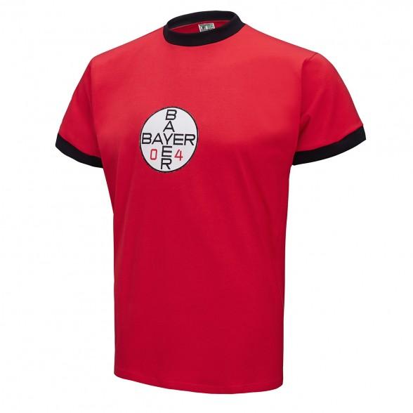 Bayer Leverkusen retro Trikot aus den 70er Jahren