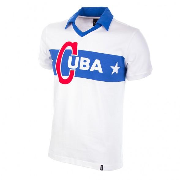 Kuba retro Trikot 1962. Kubakrise.