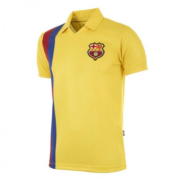 FC Barcelona 1981-82 Auswärts retro trikot